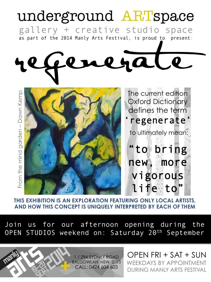 Regenerate Invitation