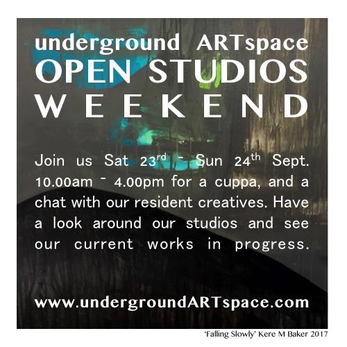 Open Studios Weekend1